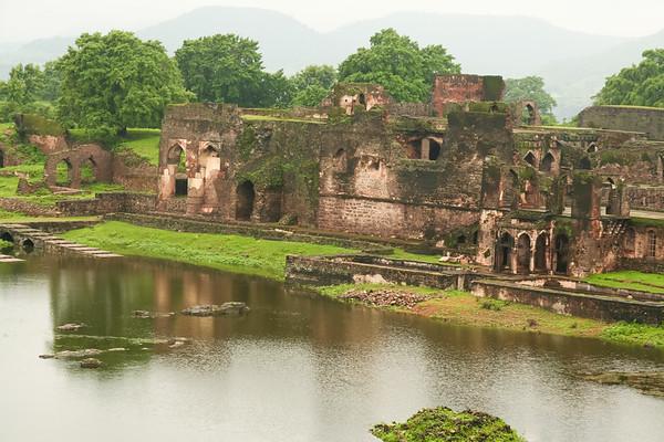 Click here to buy at Alamy. Keywords: Historical Sites India Madhya Pradesh Mandu Palace MyID: 06IP278