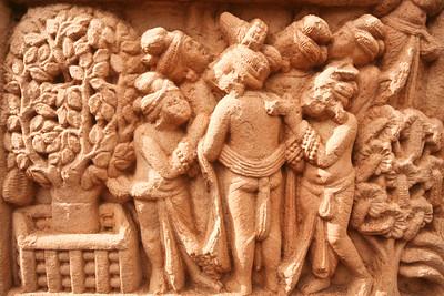 Click here to buy at Alamy. Keywords: Stupa Buddhism India Madhya Pradesh Sanchi Temple MyID: 06IP266