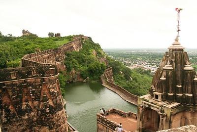 Click here to buy at Alamy. Keywords: Chittorgarh Hindu India Plain Rajasthan Faith MyID: 06IP414