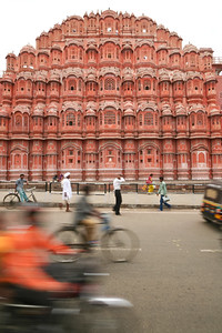 Click here to buy at Alamy. Keywords: Hawa Mahal India Jaipur Palace Rajasthan MyID: 06IP444