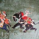 Click here to buy at Alamy. Keywords: Bundi Hindu India Paintings Rajasthan Faith MyID: 06IP364
