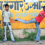 Click here to buy at Alamy. Keywords: Bundi Full Body India Kids Rajasthan Streets MyID: 06IP321