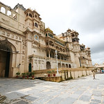 06IP432 City Palace India Rajasthan Udaipur