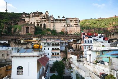 Click here to buy at Alamy. Keywords: Bundi Palace City Historical Sites India Rajasthan MyID: 06IP315