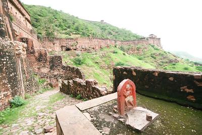 Click here to buy at Alamy. Keywords: Bundi Palace India Palace Plain Rajasthan MyID: 06IP368
