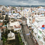 Click here to buy at Alamy. Keywords: Cities Cityscape India Rajasthan Street Udaipur MyID: 06IP435