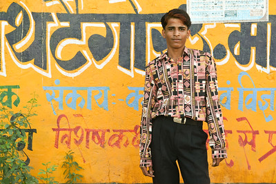 Click here to buy at Alamy. Keywords: Bundi India Kids Oranges Rajasthan Streets MyID: 06IP320