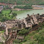 Click here to buy at Alamy. Keywords: Building Bundi Palace India Palace Rajasthan MyID: 06IP370