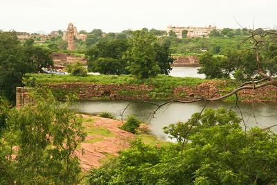 Click here to buy at Alamy. Keywords: Chittorgarh Fort Hindu India Rajasthan MyID: 06IP415