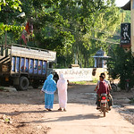 Click here to buy at Alamy. Keywords: Bundi India Motorbike Rajasthan Street Transport MyID: 06IP316