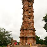 06IP401 Chittorgarh Hindu India Rajasthan Vijaya Stambha