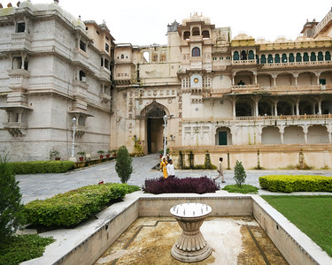 Click here to buy at Alamy. Keywords: City Palace India Rajasthan Udaipur MyID: 06IP433