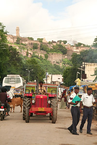06IP420 Chittorgarh India Rajasthan Street Transport