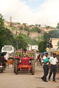 06IP420 Chittorgarh India Rajasthan Street Transport