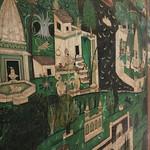 Click here to buy at Alamy. Keywords: Bundi Palace India Paintings Palace Rajasthan MyID: 06IP369