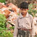 06IP394 Bijaipur Goatherds India Kids Rajasthan Work