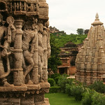 06IP403 Architecture Buildings Chittorgarh Faiths Hindu India Rajasthan Religions Temples religion