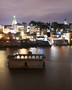 Click here to buy at Alamy. Keywords: Hindu India Lake Pichola Rajasthan Temple Udaipur MyID: 06IP422