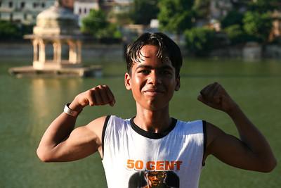Click here to buy at Alamy. Keywords: Bundi Head and Shoulders India Kids Rajasthan MyID: 06IP326