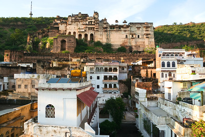Click here to buy at Alamy. Keywords: Bundi Palace City Historical Sites India Rajasthan MyID: 06IP331