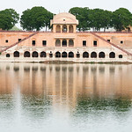Click here to buy at Alamy. Keywords: Architecture India Jaipur Palaces Rajasthan MyID: 06IP447