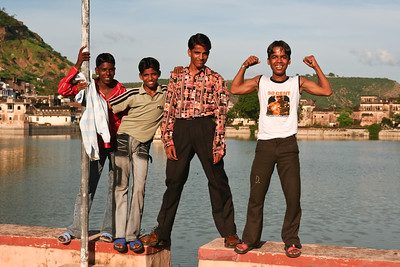Click here to buy at Alamy. Keywords: Bundi Full Body India Kids Rajasthan MyID: 06IP319