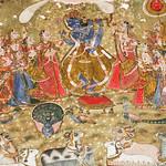 Click here to buy at Alamy. Keywords: Bundi Hindu India Paintings Rajasthan Faith MyID: 06IP363
