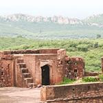 06IP372 Bundi India Palace Plain Rajasthan Taragarh