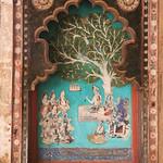 Click here to buy at Alamy. Keywords: Bundi Hindu India Paintings Rajasthan Faith MyID: 06IP361