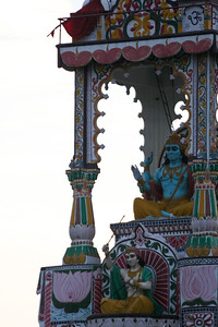 06IP149 Architecture Art Buildings Faiths Haridwar Hindu India Religions Sculpture Shiva Temples Uttarkhand religion