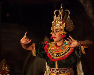 Crowned Dancer