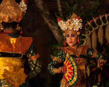 Fan Dancer II