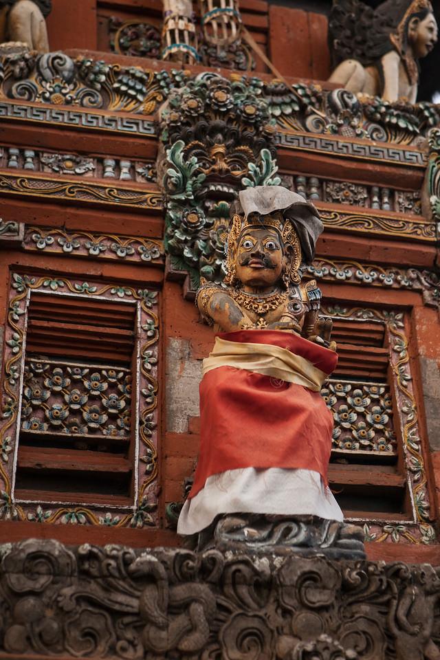 Temple Sculpture, Central Bali