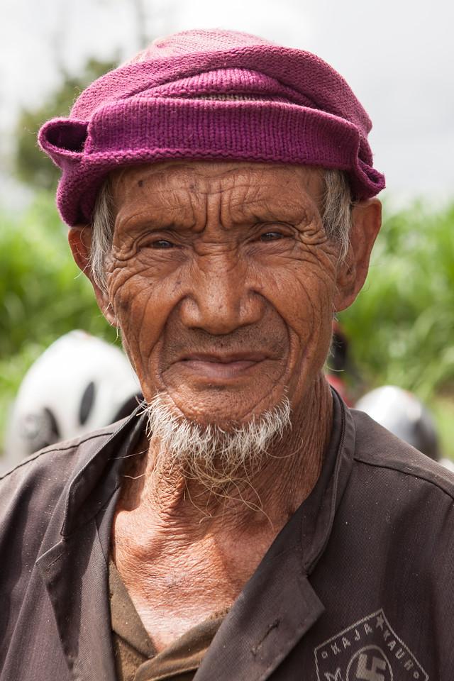 Rice Farmer, Danau, Buyan, Central Bali