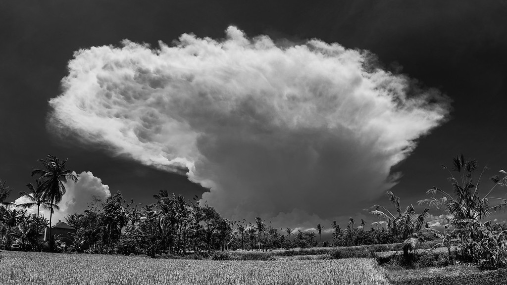 Thunderhead, Lotunduh, Bali