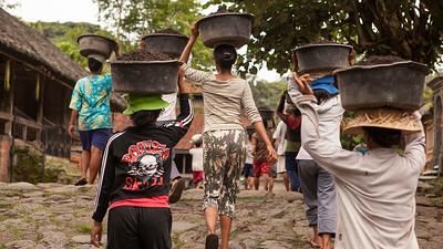 Hired Labour, Tenganang, East Bali