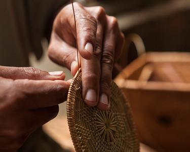 Nimble Fingers, Tenganan, East Bali