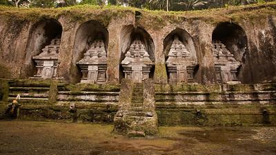 Carved Candi, Gunung Kawi, Bali