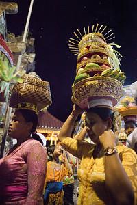 Temple Ceremony, Petulu, Bali