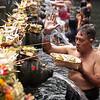 Ritual, Pura Tirta Empul, Bali