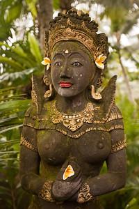 Balinese Statue, Ubud