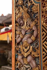 Golden God, Ubud, Bali