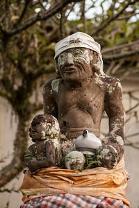 The Lichen God, Ubud Museum of Art, Bali