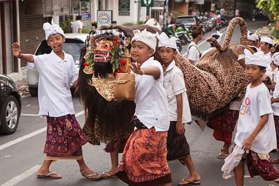 Barong Crossing, Ubud, Bali