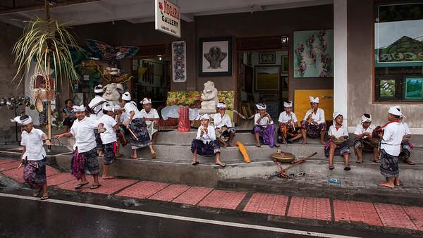 Boy Band, Ubud, Indonesia