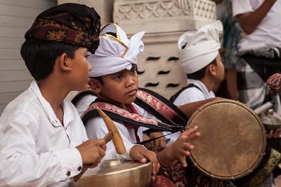 Percussion, Ubud, Bali