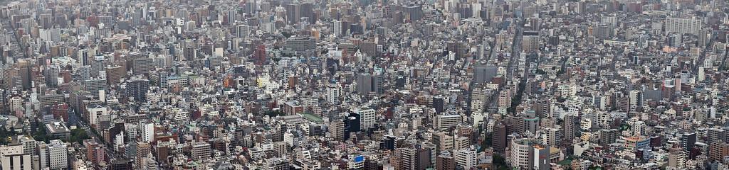 Tokyo Density