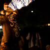07JP248 Fire Dancers Gion District Japan Kansai Kyoto Men