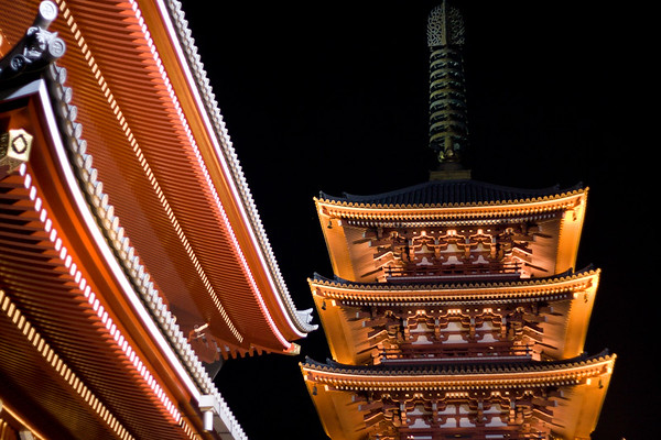 Click here to buy at Alamy. Keywords: Asakusa Buddhism Honshu Japan Temple Tokyo MyID: 07JP066