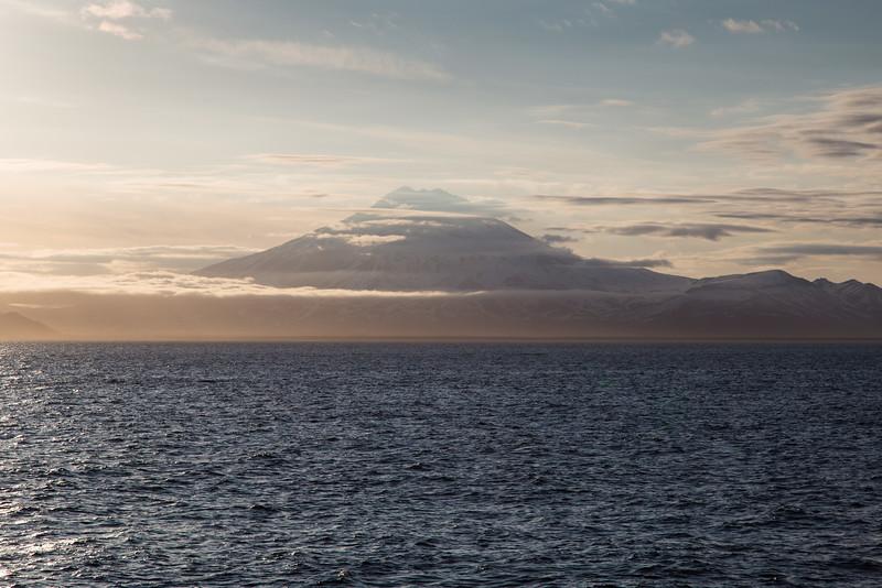 Zheltovsky Volcano